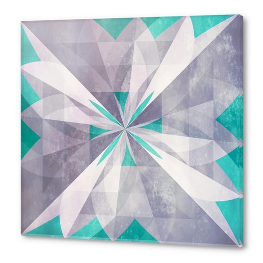 Purple mint Acrylic prints by DejaReve