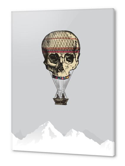 L'amour du risque Acrylic prints by tzigone