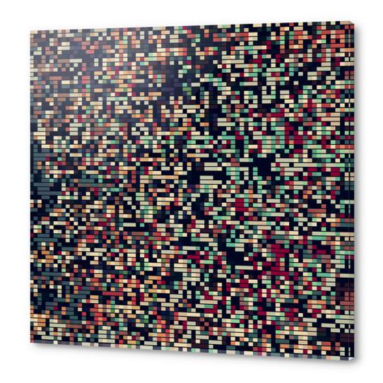 Pixelmania III Acrylic prints by Metron