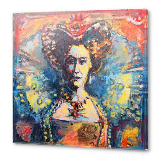 Solar Queen Acrylic prints by Georgio Fabrello