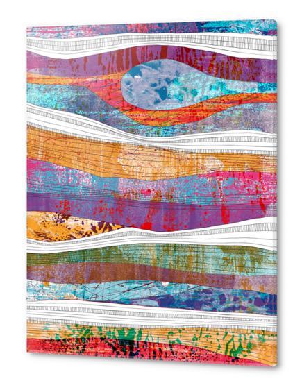sotterraneo Acrylic prints by junillu