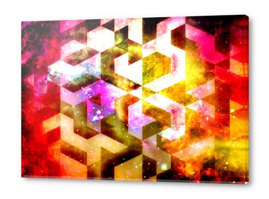 UNIVRANGLE Acrylic prints by Chrisb Marquez