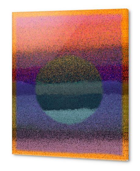 Reverce Circle Acrylic prints by Malixx