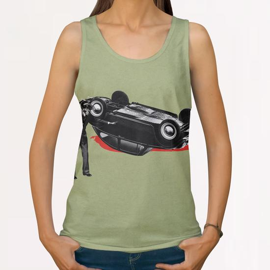 Dead Bug All Over Print Tanks by Lerson