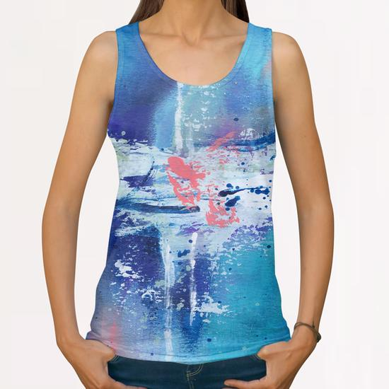 Rendezvouz All Over Print Tanks by Li Zamperini