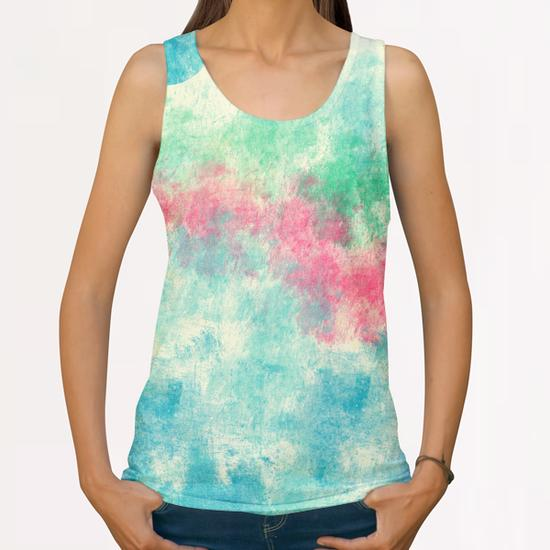Imagination All Over Print Tanks by Amir Faysal