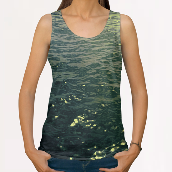 Mar All Over Print Tanks by Seamless