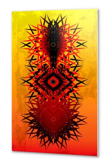 KADAMPA Metal prints by Chrisb Marquez