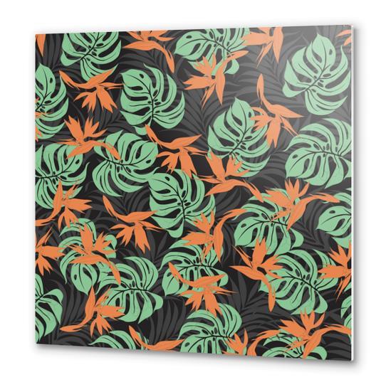 Floralz #11 Metal prints by PIEL Design