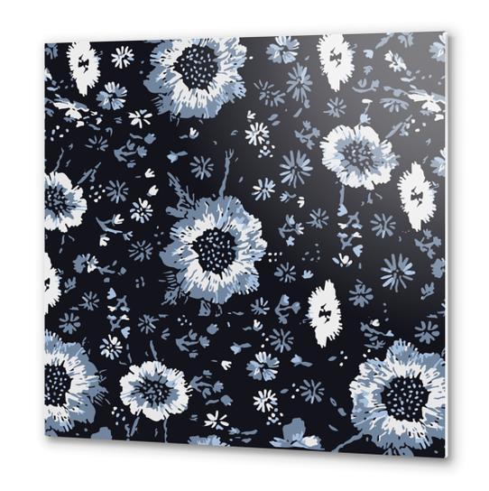 Floralz #13 Metal prints by PIEL Design