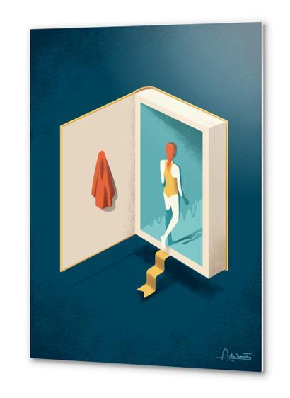 Crossing Metal prints by Andrea De Santis