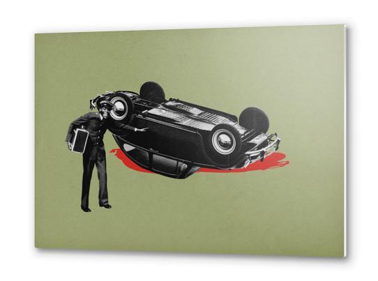 Dead Bug Metal prints by Lerson