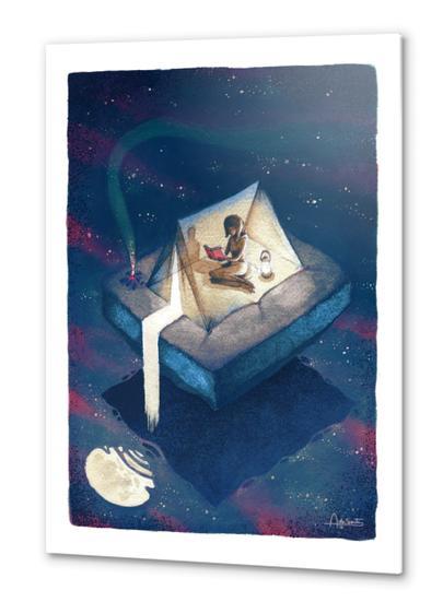 Dreaming Metal prints by Andrea De Santis