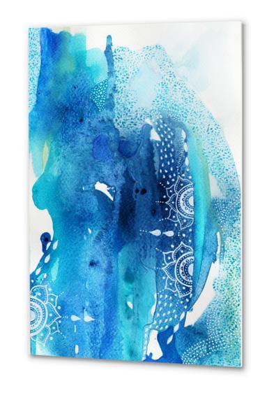 INSIDE Metal prints by Li Zamperini