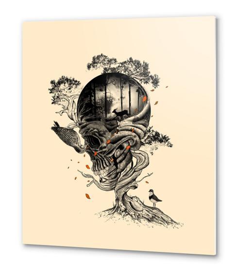Lost Translation Metal prints by Nicebleed