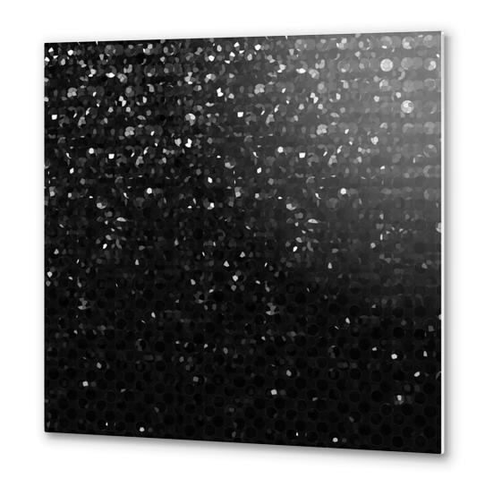 Crystal Bling Strass G283 Metal prints by MedusArt