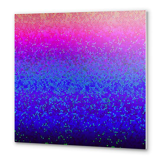 Glitter Star Dust G248 Metal prints by MedusArt