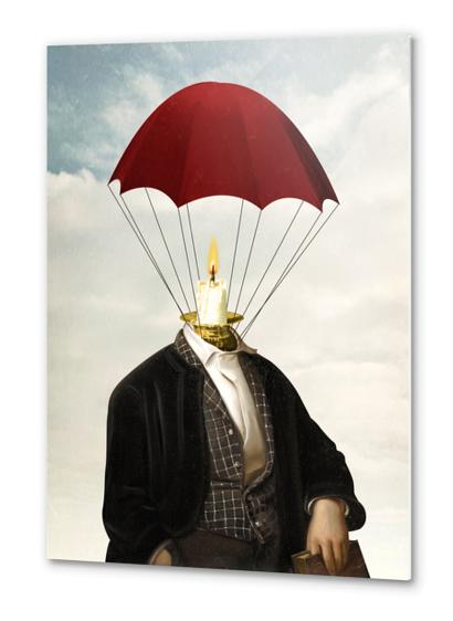 The Daydreamer Metal prints by DVerissimo