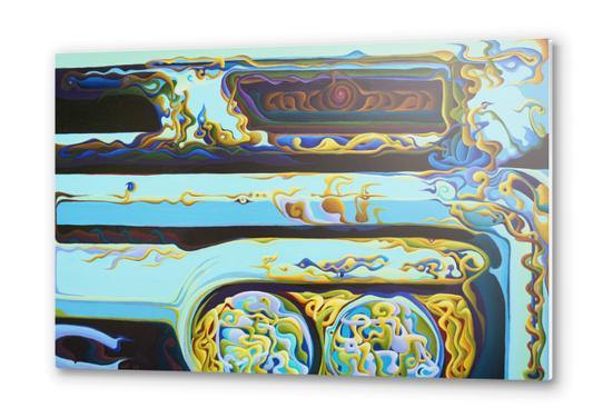 WooHooxidaisical Corruptionation Metal prints by Amy Ferrari Art