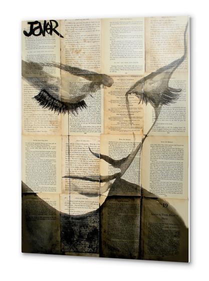 Birds Metal prints by loui jover