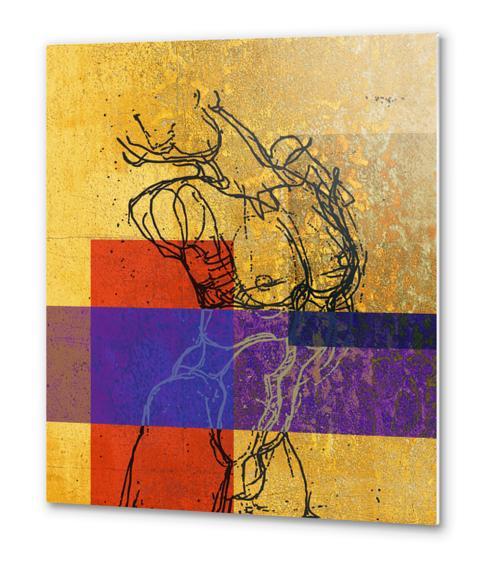 Buste Metal prints by Georgio Fabrello