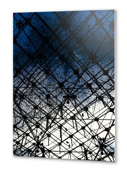 entrelas Metal prints by fauremypics