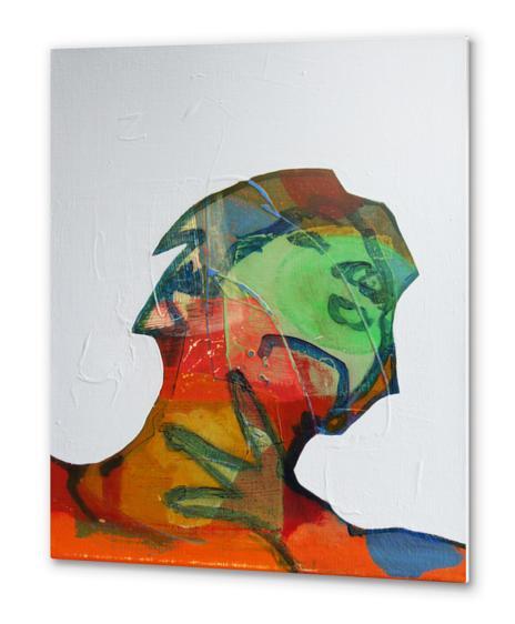 Feeling Metal prints by Pierre-Michael Faure
