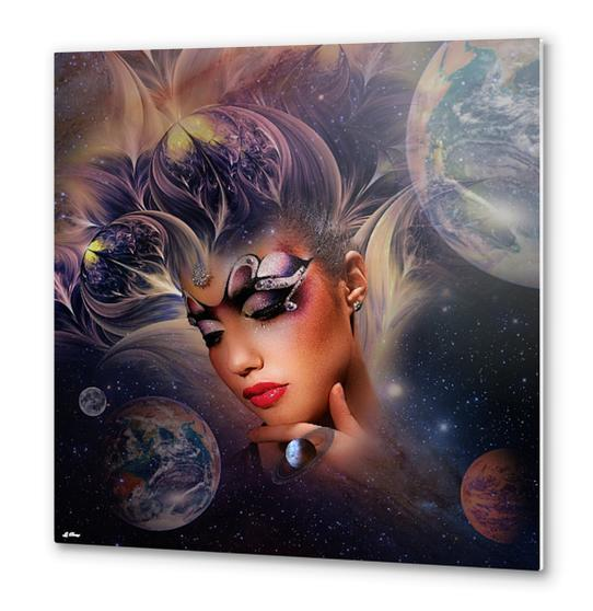 COSMIC BEAUTY Metal prints by G. Berry
