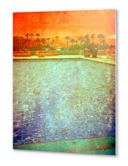 Refreshing Metal prints by Malixx