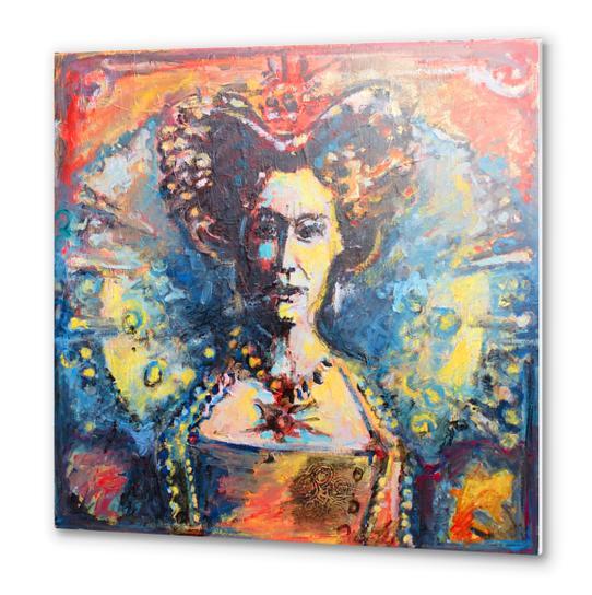 Solar Queen Metal prints by Georgio Fabrello