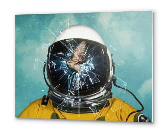the escape 2 Metal prints by Seamless
