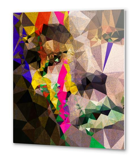 Colored Tears Metal prints by Vic Storia
