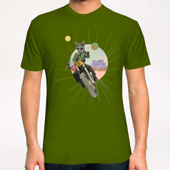 On the Road T-Shirt by tzigone