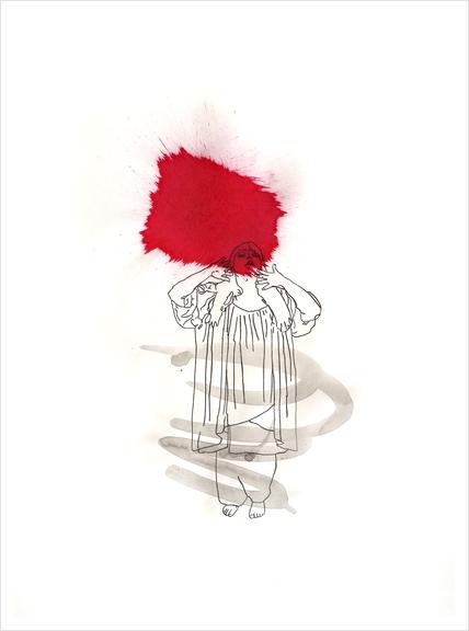 La Diva Art Print by Pierre-Michael Faure