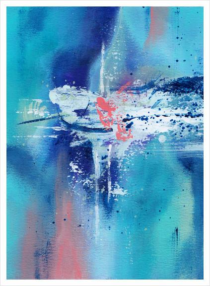 Rendezvouz Art Print by Li Zamperini