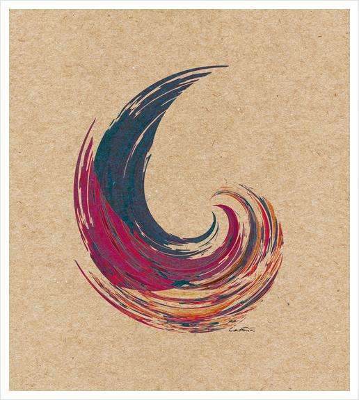- tropico - Art Print by Magdalla Del Fresto