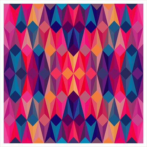 LGP _ ONE Art Print by Amir Faysal