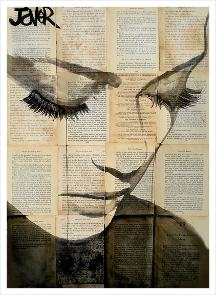 Birds Art Print by loui jover