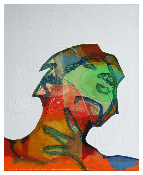 Feeling Art Print by Pierre-Michael Faure