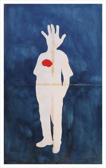 Giorgio Art Print by Pierre-Michael Faure