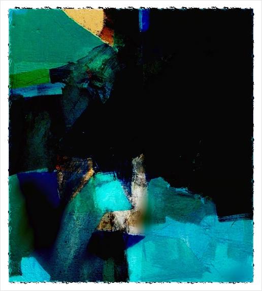 Clair de nuit Art Print by jacques chiron