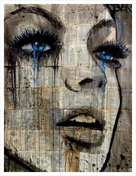 Infusion Art Print by loui jover