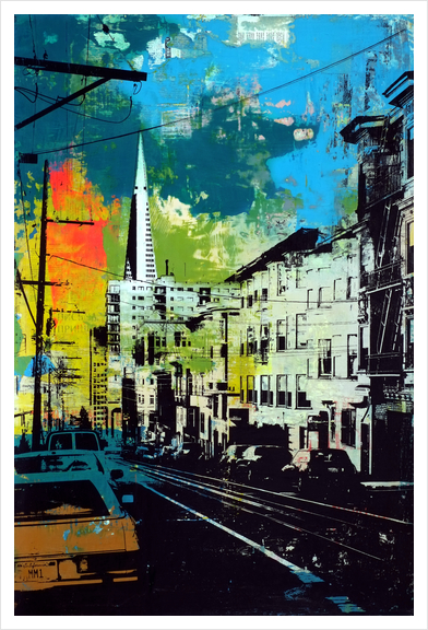Reflections Art Print by dfainelli