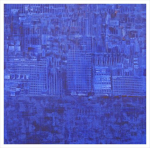 Ville Azur Art Print by di-tommaso