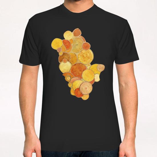 Pop-Bubbles T-Shirt by di-tommaso