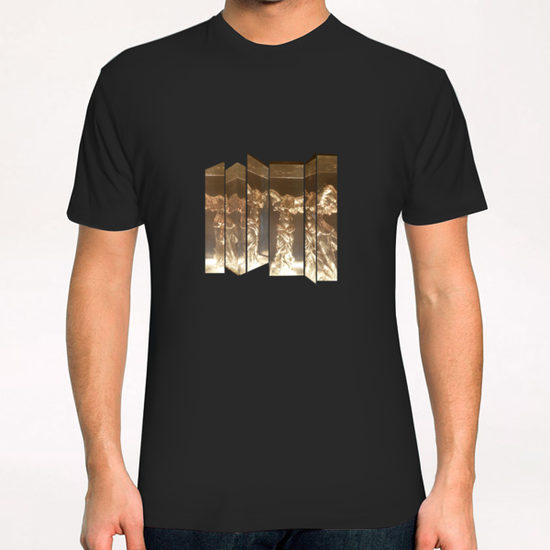 The Victory of Samothrace T-Shirt by Georgio Fabrello