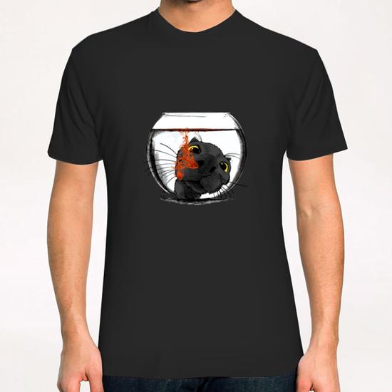 Color Drop T-Shirt by Tummeow