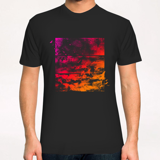 Across The Atmosphere T-Shirt by Tobias Fonseca