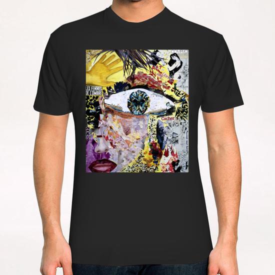 avoir peur et se cacher T-Shirt by frayartgrafik