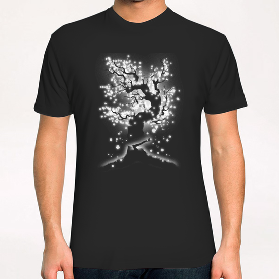 Beauty Cannot Be Interrupted T-Shirt by Tobias Fonseca